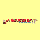 aquarterof discount