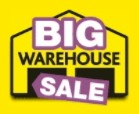 Big Warehouse Sale voucher code