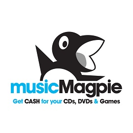 Music Magpie voucher code