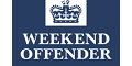 WE ARE WEEKEND OFFENDER voucher