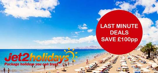 Jet2holidays voucher codes